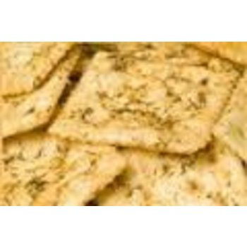 Creekside Grains CG Cheddar Chive cracker seasoning kit