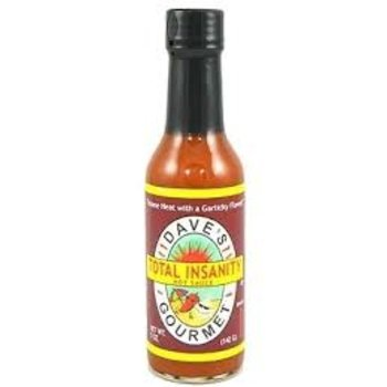 Daves Gourmet Total Insanity Sauce 5 OZ