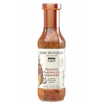 Rothschild Roasted Pineapple & Habanero Sauce 12.7 oz