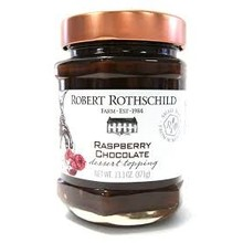 Rothschild Raspberry Chocolate Dessert Topping 13.1 oz