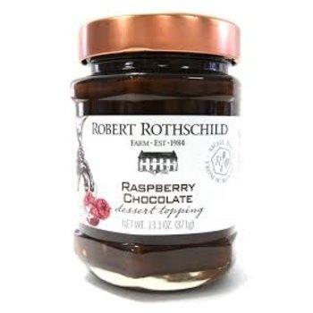 Rothschild Raspberry Chocolate Dessert Topping 13.1 oz