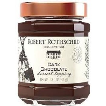 Rothschild Dark Chocolate Dessert Topping 13.1 oz