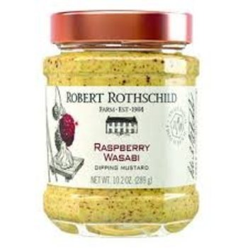 Rothschild Raspberry Wasabi Dipping Mustard 10.2 oz