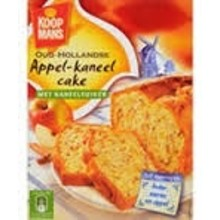 Koopmans Apple Cake mix 14 oz box