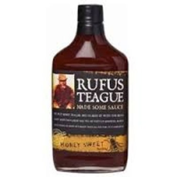 Rufus Teague Sweet Honey BBQ Sauce 16 oz