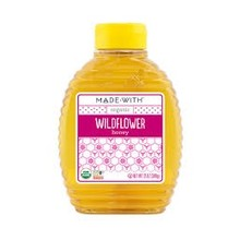 Made with Honey Wildflower Original 12 Oz