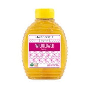 Made with Honey Wildflower Original 12 Oz