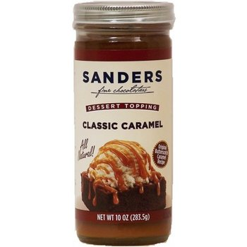 Sanders Classic Caramel Topping 10OZ