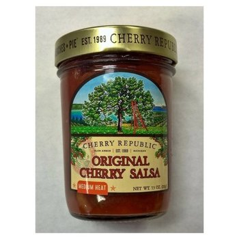 Cherry Republic Original Cherry Salsa 7.5 OZ JAR