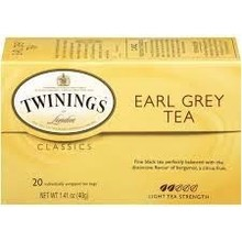 Twinings Earl Grey tea - 20 ct bags