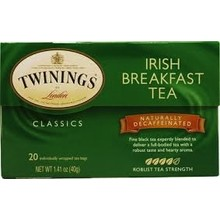 Twinings Decaf Irish Breakfast tea - 20 ct bags