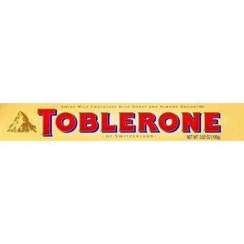 Toblerone Toblerone milk chocolate 3.5 oz
