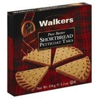 Walkers Shortbread Petticoat tails 5.3 oz box