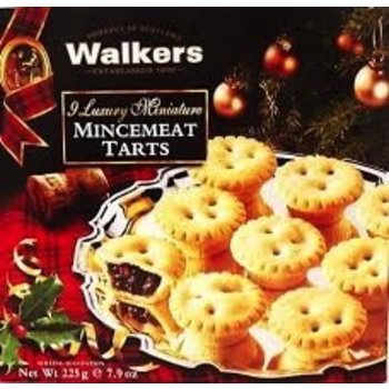 Walkers Mincemeat mini tarts 7.9 oz box