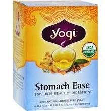 Yogi Stomach ease tea - 16 ct