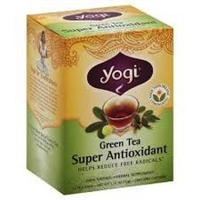 Yogi Organic Antioxident tea - 16 ct bags