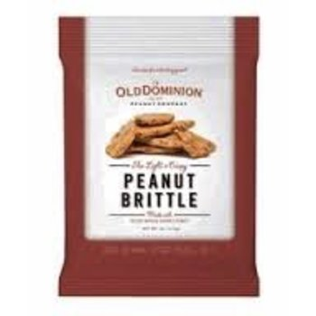 Old Dominion Peanut brittle 4 oz bag