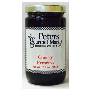 Peters Cherry Preserves 10.5 OZ