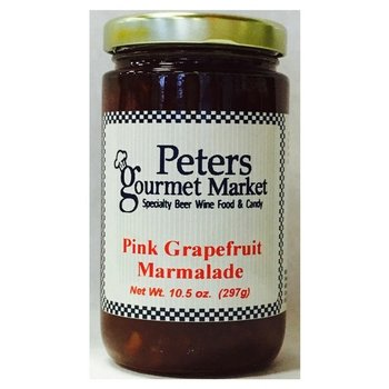 Peters Pink Grapefruit Marmalade 10.5 OZ