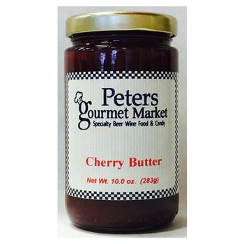 Peters Cherry Butter 10 OZ