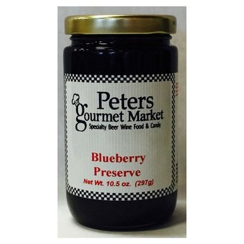 Peters Blueberry Preserve 10.5 OZ