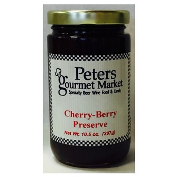 Peters Cherry Berry Preserve 10.5 OZ