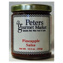Peters Pineapple Salsa 10 OZ