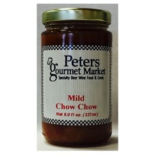 Peters Mild Chow Chow 8oz