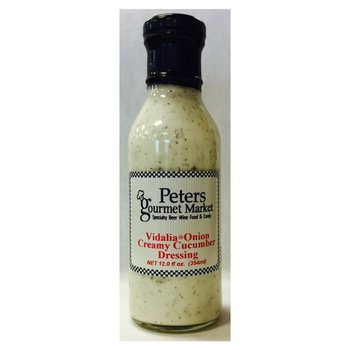Peters Vidalia Onion Cucumber Dressing12 OZ