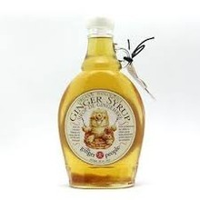 Ginger People Ginger Syrup - 8 oz jar