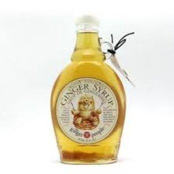 Ginger People Ginger Syrup - 8 oz jar
