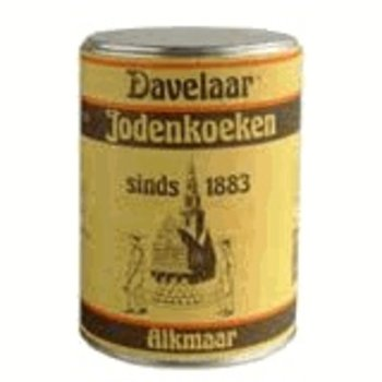 Davelaar Jodekoeken Tin - 13 OZ Reg $5.99  dated Jan 8 2018