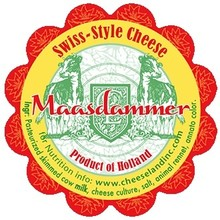 Maasdammer Swiss Dutch Cheese - Price per pound