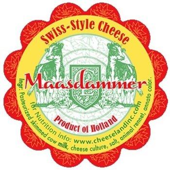 Maasdammer Swiss Dutch Cheese