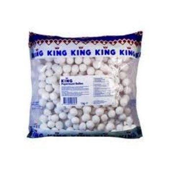 King Peppermint Balls Kilo Bag - 2.2 Lbs