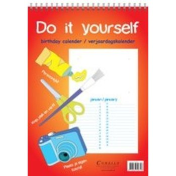 Do it Yourself Birthday Calendar