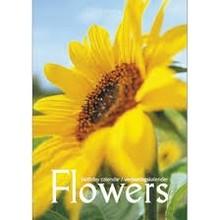 Flowers Birthday Calendar Reg $16.95