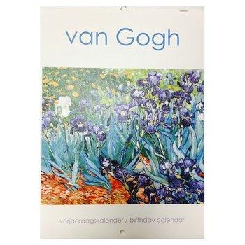 van Gogh Birthday Calendar Reg $16.95