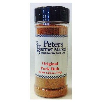 Peters Original Pork Rub 6.25 oz