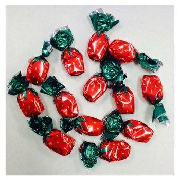 Peters Wrapped Strawberry bon bons 8 oz