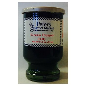 Peters Green Pepper Jelly 11 OZ