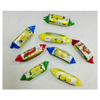 Peters Wrapped Viena fruit sticks 8 oz bag