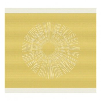 DDDDD Osaka Yellow Tea Towel  24x25