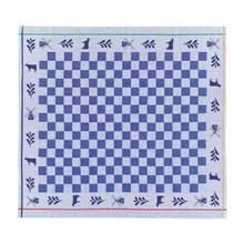 DDDDD Veere Blue Tea Towel  24x25
