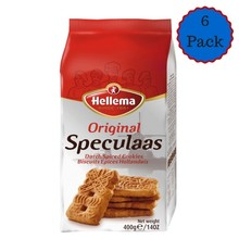 Hellema Speculaas -Spiced cookies 6 pack