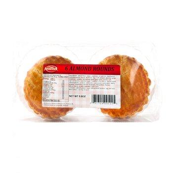 Aviateur Almond Flavor Rounds - 10.5 OZ Reg