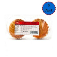 Aviateur Almond Rounds 6 Pack