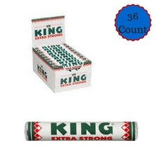 King Peppermint Extra Strong  - Box Deal - 36 CT