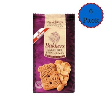 Hellema Almond Speculaas 6 pack