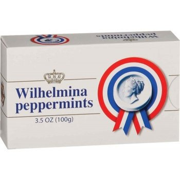 Wilhelmina Peppermint Box - 3.5 OZ Box